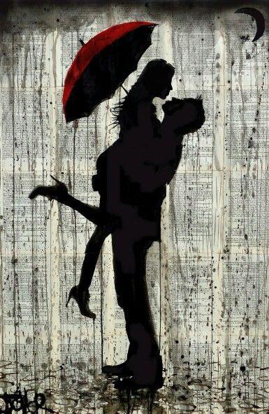Loui Jover - Love & Rain