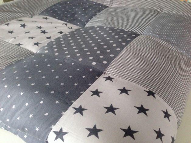 die besten 25 patchwork decke ideen auf pinterest gestrickte decken patchwork muster und. Black Bedroom Furniture Sets. Home Design Ideas