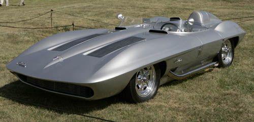 Chevrolet Corvette StingRay Racer Concept '59