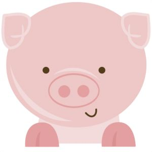 Pig SVG files for scrapbooking pig svg file pig svg cut file free svgs free svg files free svg cuts