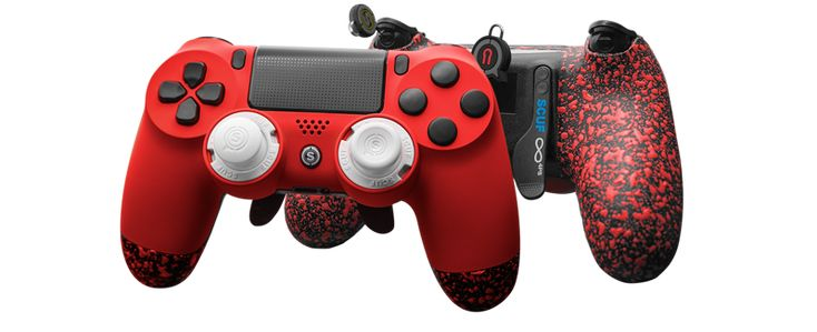 A custom PS4 controller used by over 90% of pro players. Fully customized, handcrafted, paddle control system, trigger stops - improve your game today.