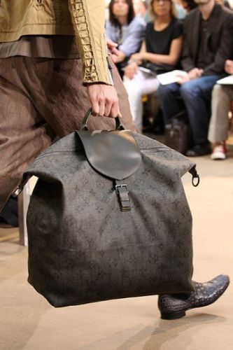 LV Mens Duffle Bags, in Monogram Canvas. Men's Fall Winter Fashion.