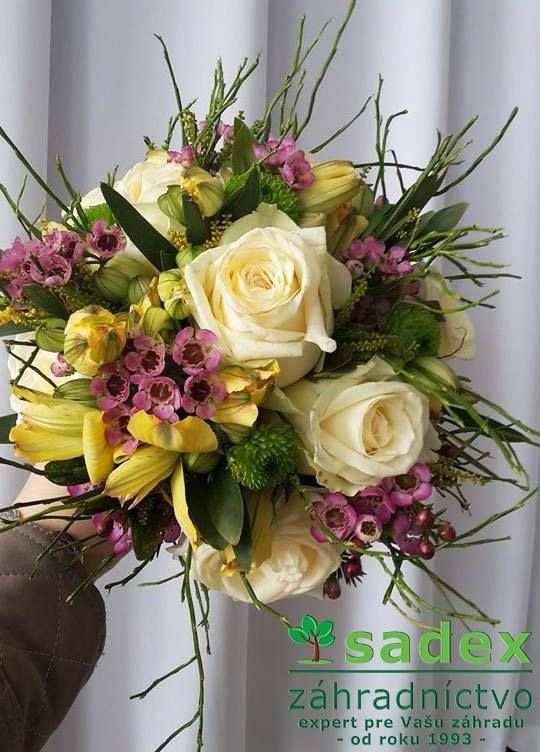 Kvetinárstvo- Svadobná floristka | Sadex