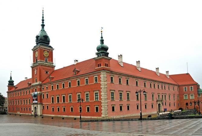 Royal Palace in Warsaw | © Dennis Jarvis/Flickr