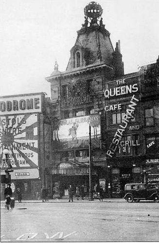 1932 - The Bristol Hippodrome