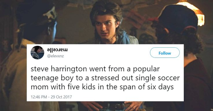 25 Twitter Reactions That Perfectly Sum Up Stranger Things Season 2 #collegehumor #lol