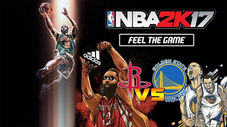 Houston Rockets vs Golden State Warriors|Keep Moving Forward |NBA Matchd...