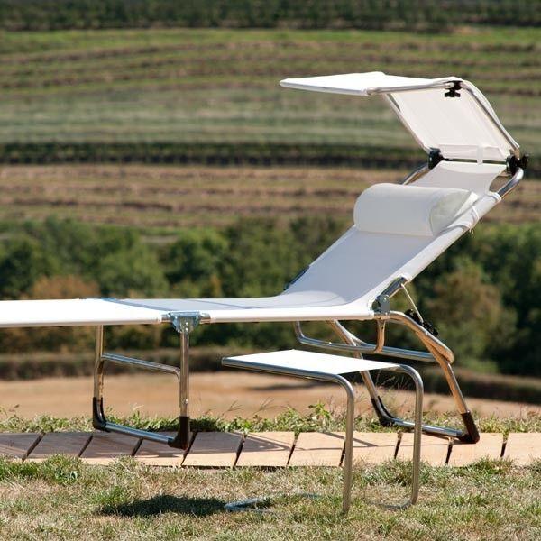Les 25 meilleures id es concernant transat chaise longue for Transat et chaise longue