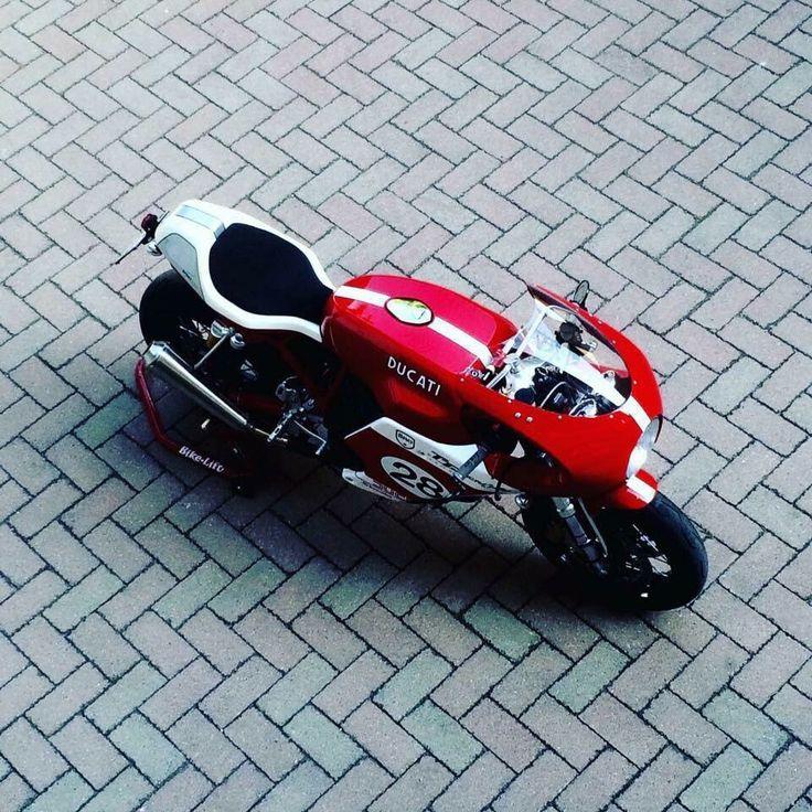 "ducatisportclassic: "" Ducati Sport Classic Sport 1000S """