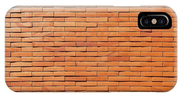 Brick Wall iPhone Case Texture