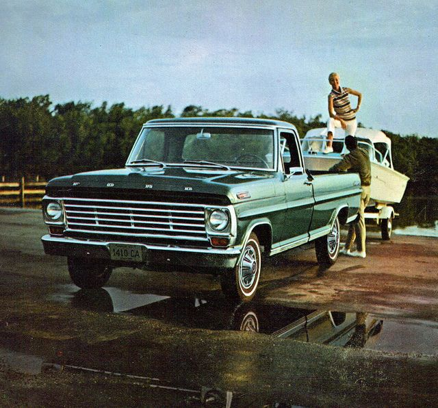 277 Best Images About 1967 1972 Ford Truck On Pinterest