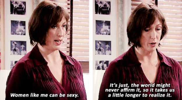 It actually is important to believe in yourself. | 18 Times Miranda Hart Spoke The Absolute Truth