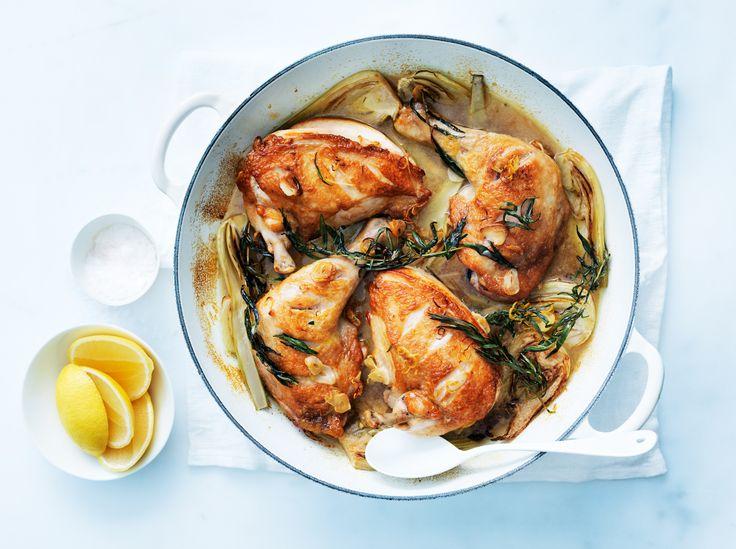 chicken fricassee recipe rachael ray chicken