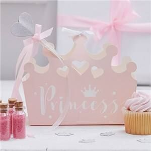 🎉 JUST ADDED - Itty Bitty Party Princess Perfection Shaped Party Boxes 🍰  VIEW HERE: