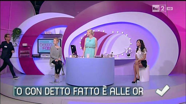 Detto Fatto - La BB cream naturale di Martina Rodini 14/01/2014