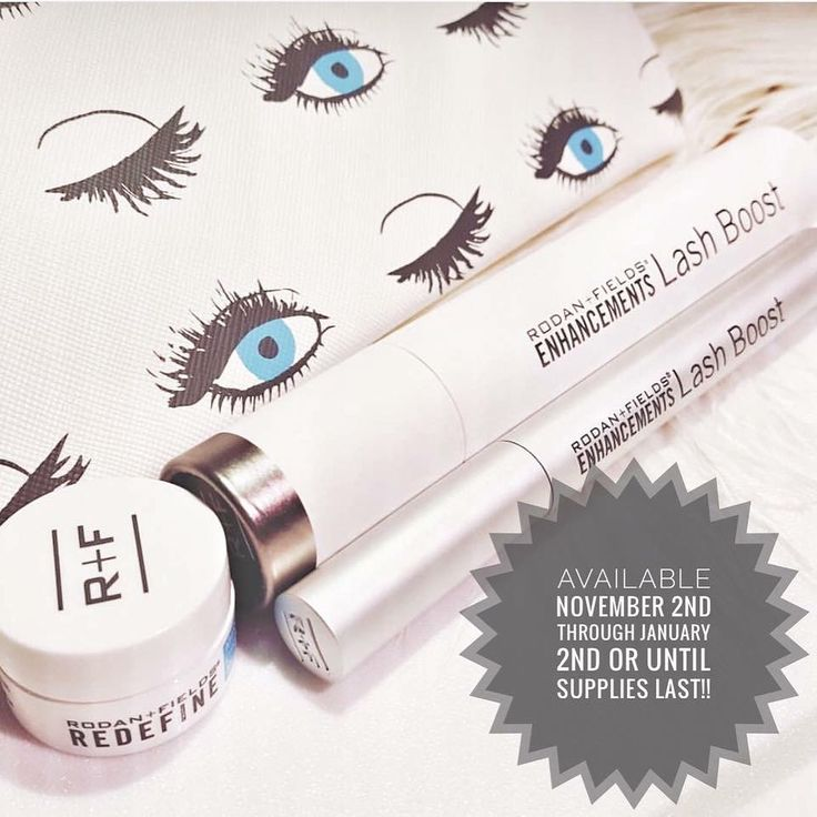 Rodan and Fields Lash Boost! No more lash extensions!!! Get it with free gifts starting November 2!