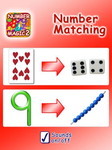 123 NUMBER MAGIC Line Matching by PRESCHOOL UNIVERSITY