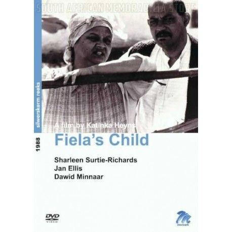 FIELA'S CHILD - Sharleen Surtie-Richards - South African DVD MNETDVD300 *New* - South African Memorabilia Store