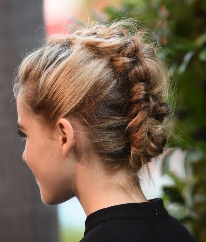21+ Jolie coiffure chignon des idees