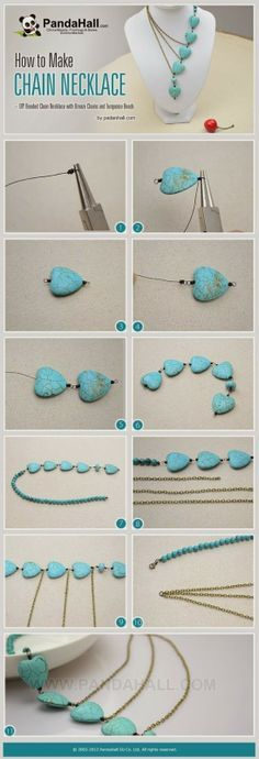 How to Make a Chain Necklace
