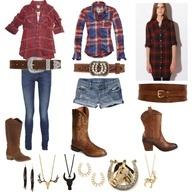 Yep, I'm a country girl!