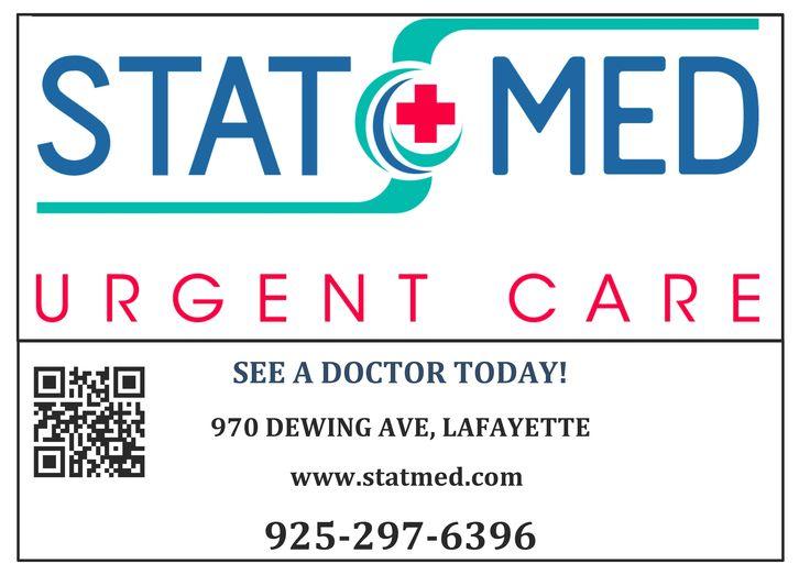 Stat med stickers urgent care med care