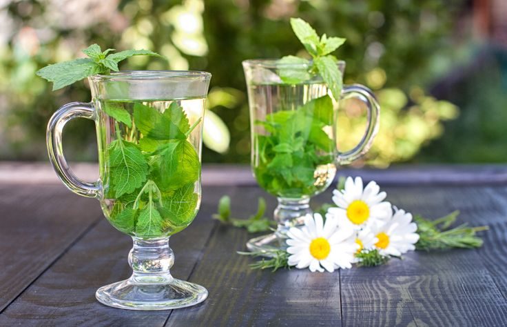 Chamomile and Peppermint Tea #Chamomile and #peppermint #tea are good #stomach settlers if you have overindulged. Have a cup of it before you go to #sleep!
