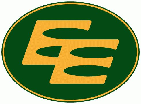 Edmonton Eskimos Primary Logo - Canadian Football League (CFL) - Chris Creamer's Sports Logos Page - SportsLogos.Net