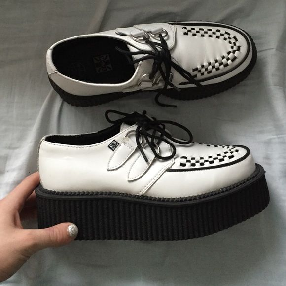 tuk creepers size 7 No trades Shoes Platforms