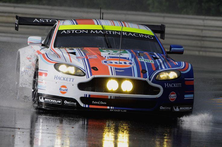 Aston Martin Vantage GT3 | Drive a Aston @ http://www.globalracingschools.com