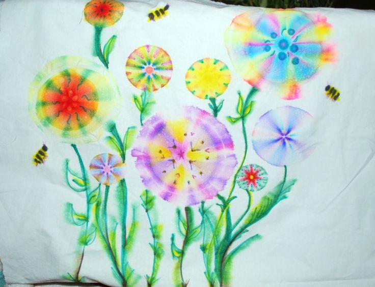 19 Best Doodle Blanket Images On Pinterest Fabric