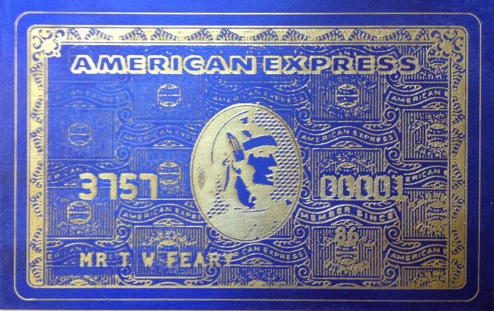Royal College of Art: American Express : | T H O M A S F E A R Y