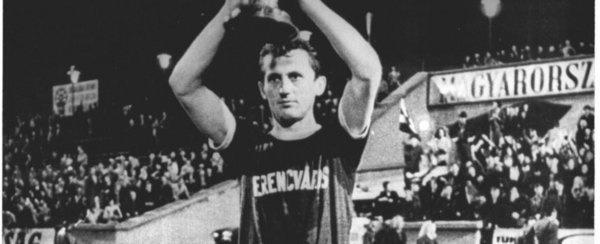 Florian Albert, Ferencvaros