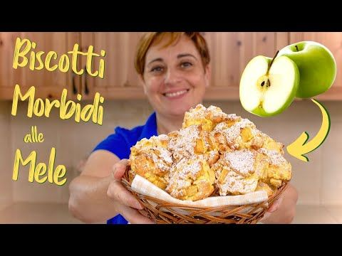 SOFT APPLE COOKIES Easy Recipe by Bened …