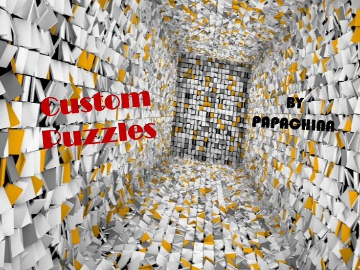 Get Custom Puzzles to promote your business.!