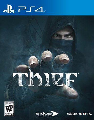 Amazon.com: Thief: playstation 4: Video Games