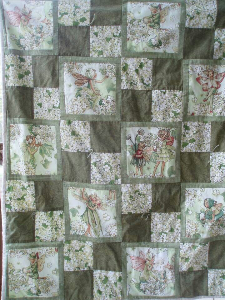 Fairy Quilt Amish Quilt Patterns Baby Girl Quilts Baby
