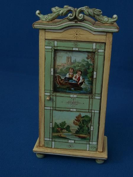 280 Best Images About Dollhouse Furniture Painted On