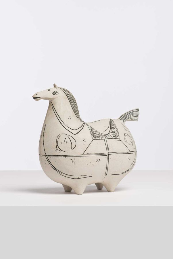 Stig Lindberg - ceramic sculpture. I am in love with this shape. So adorable.
