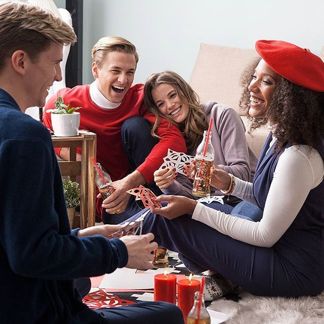 I'm dudling of a White Christmas! ❄️⛄️ #almdudler #lassunsdudeln