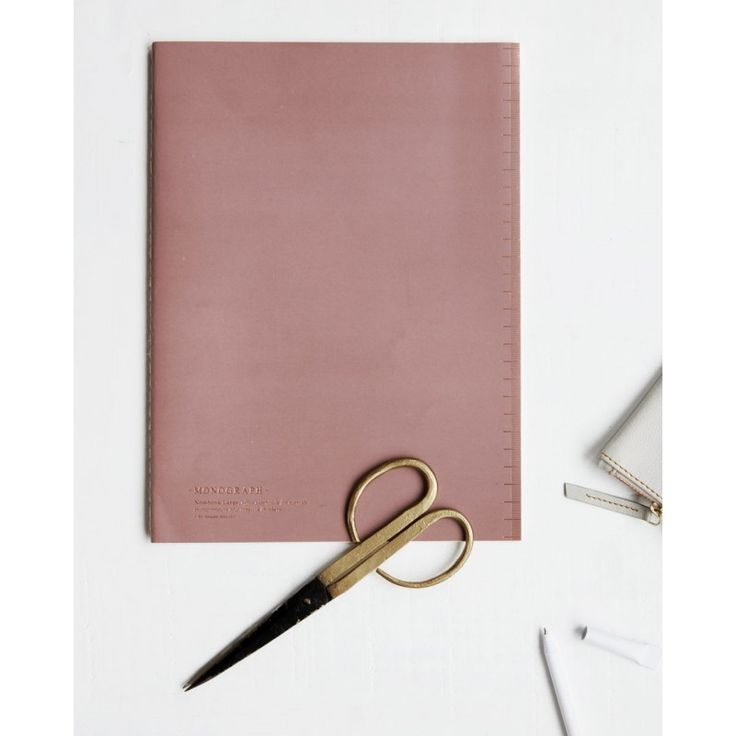 Notebook SOFT Lined Light Burgundy - A4