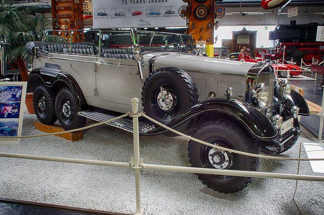Mercedes Benz  Pertenecio a