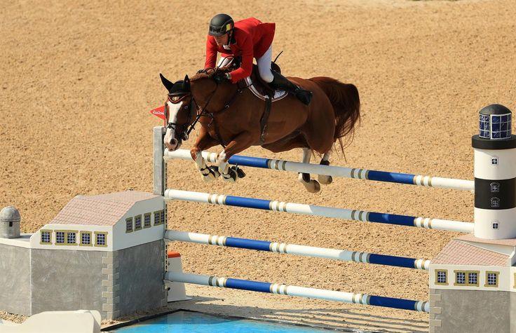 GUERY Jerome - Equestrian - Belgium - Jumping Individual - Jumping Individual…