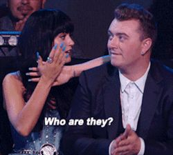 And when Fifth Harmony won the VMA for Artist to Watch? | Katy Perry And Sam Smith Deserve This Year's VMA For Greatest Shade bbahahaha yes