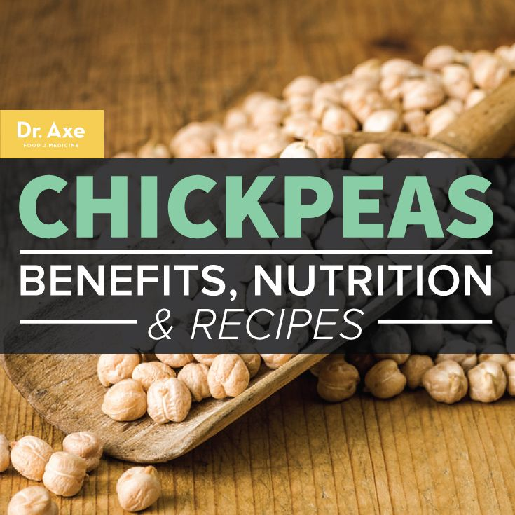Chickpeas Benefits, Nutrition and Recipes  http://www.draxe.com #health #holistic #natural