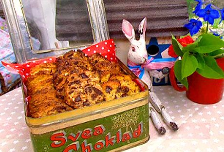 Leila Bakar - Chocolate chip cookies