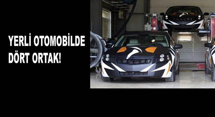 Yerli Otomobil Üretiminde Türkiye 3-4 Firma İle Beraber Çalışacak!