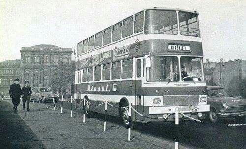 Roosevelt tér, 1969. http://retronom.hu/node/18991