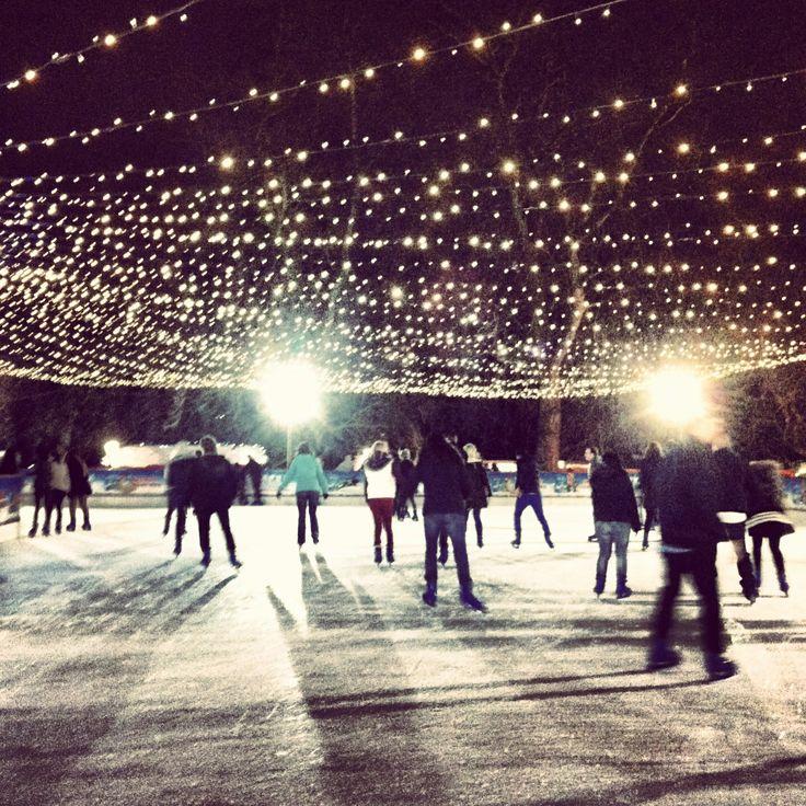 Winter Wonderland, Hyde Park, London - definitely one of my favourites