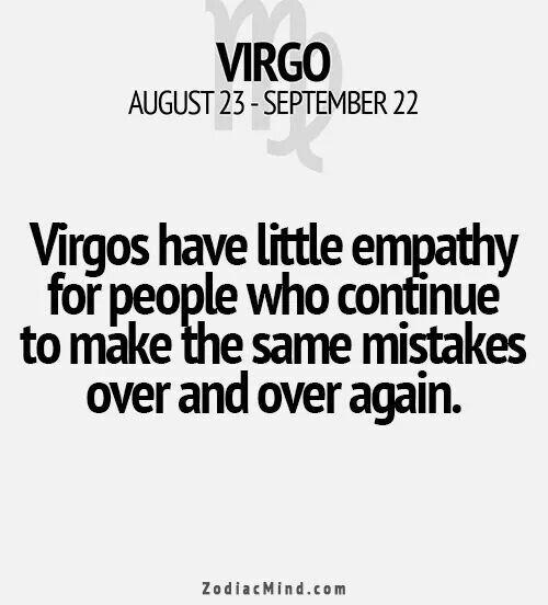 Can virgo dating virgo